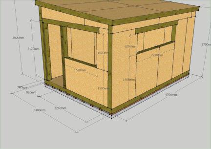 Design production supersips sw for Sip construction plans